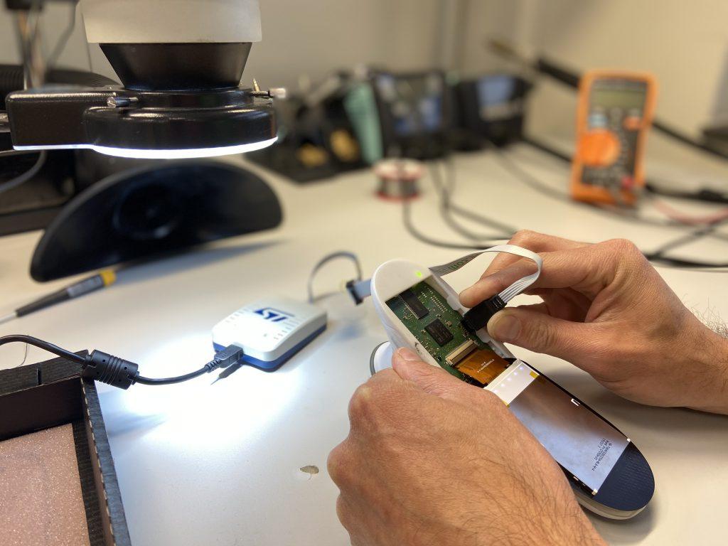 Industrialization - testing